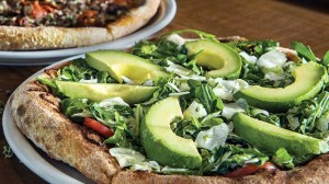 Image of California Style PIzza