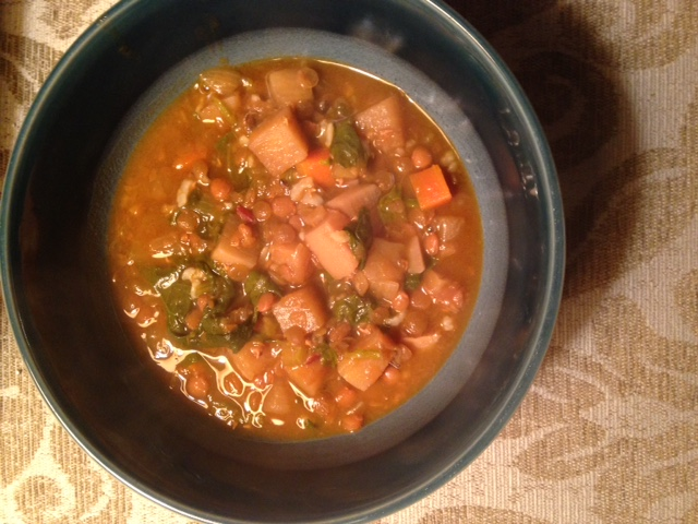 Image of French Lentil Soup